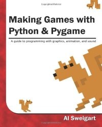 Книга Making Games with Python and Pygame