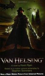 Книга Van Helsing