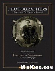 Книга Photographers: A Sourcebook for Historical Research
