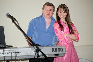Олия и Дмитрий Кашковский