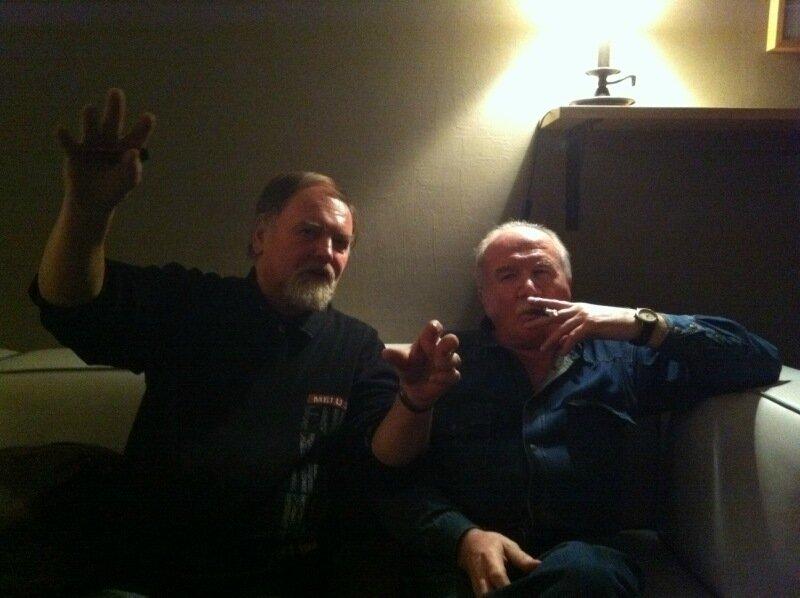 Тучков и Клех