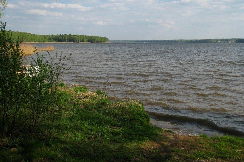 Пестовское водохранилище
