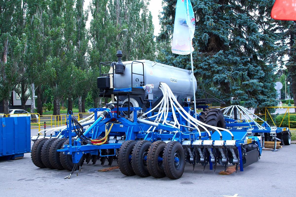Почвообрабатывающий посевной комплекс КА6 «Союз», производитель: ООО НПО Экспериментальный завод, Россия