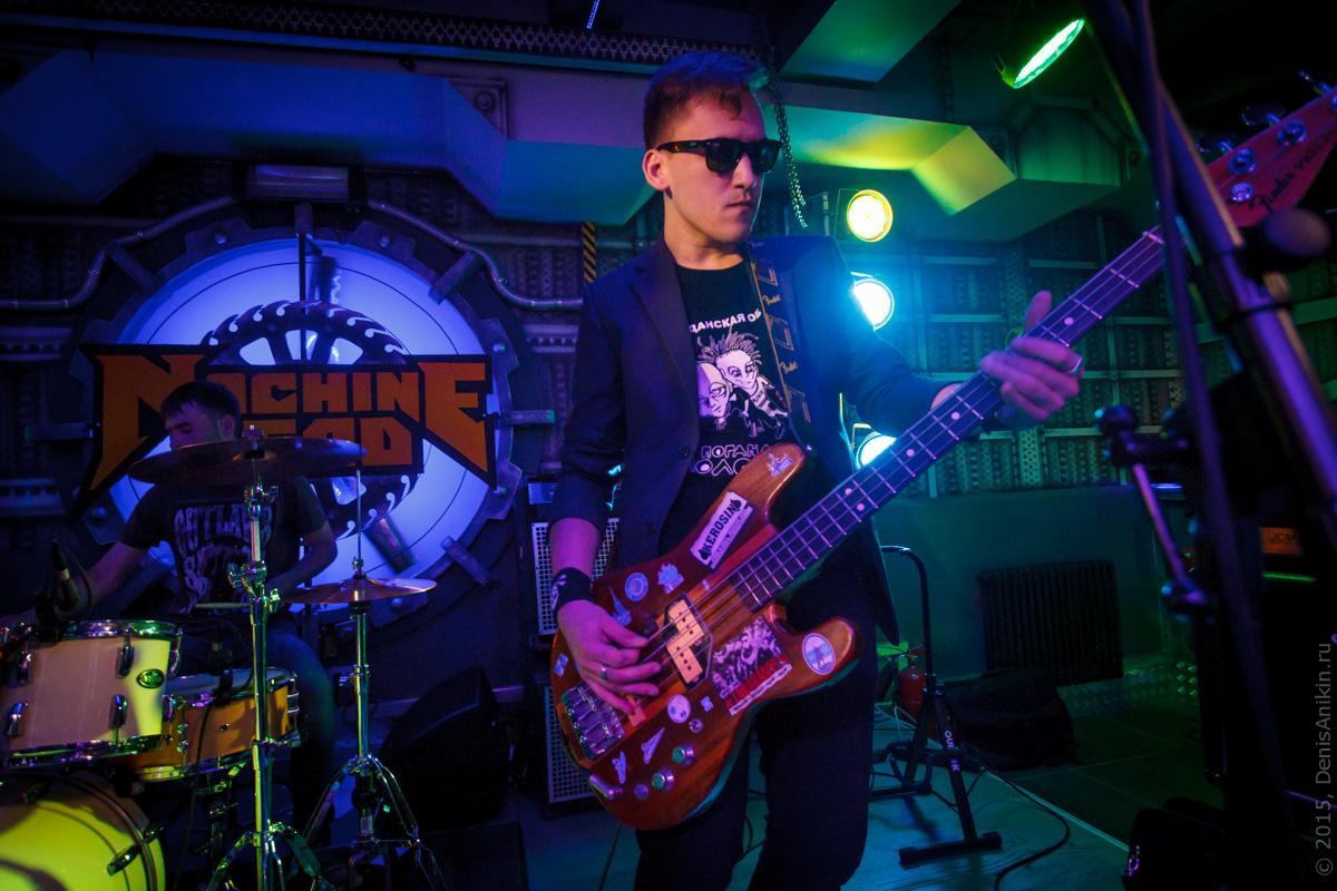 Демотиваторы в Machine Head 5