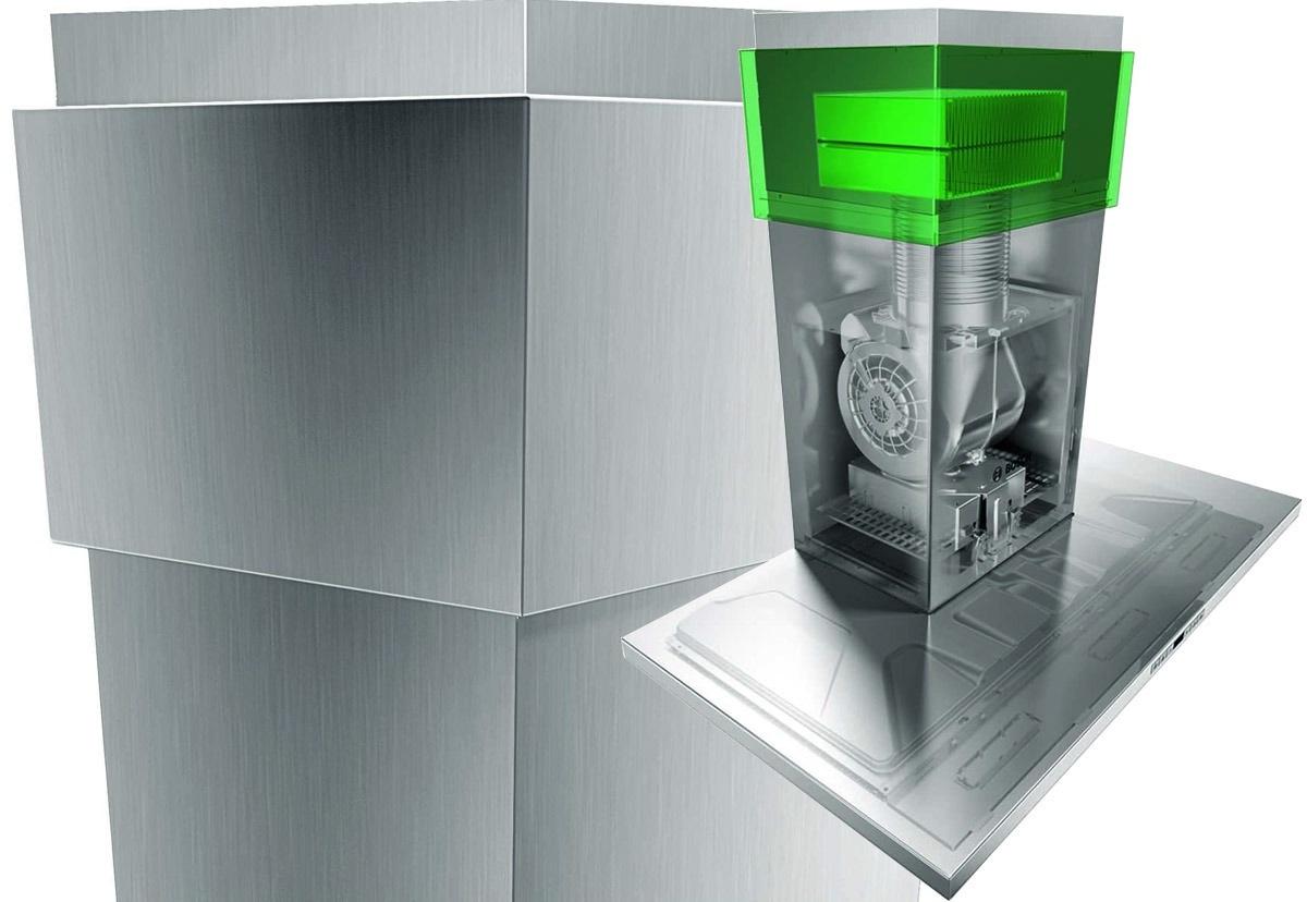 мощнейшие кухонные вытяжки Bosch - Краснодар