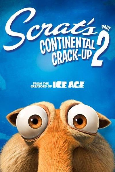 Скрэт и континентальный излом 2 / Scrat's Continental Crack-Up: Part 2 (WEB-DL/2011)