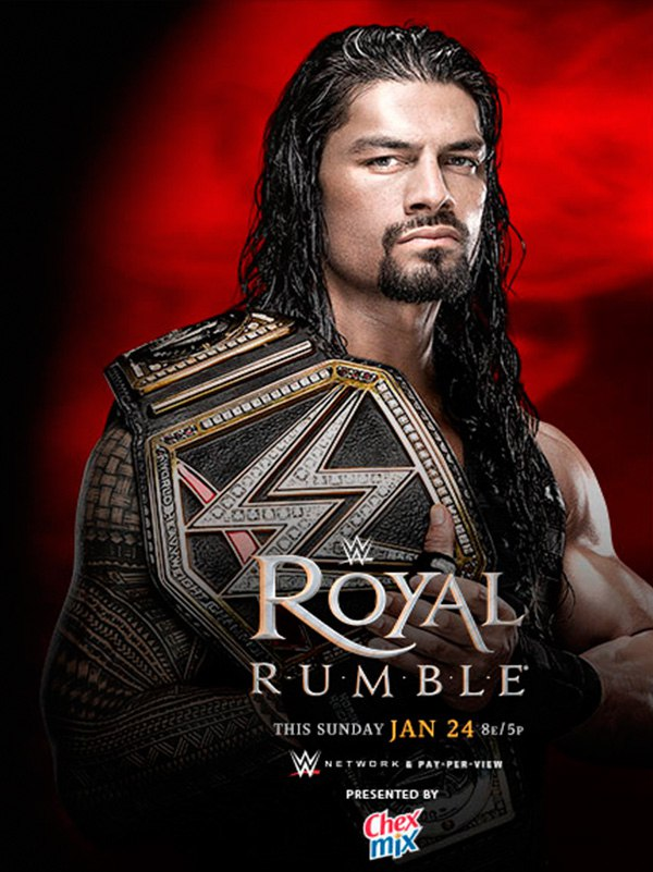 Post image of WWE Royal Rumble 2016