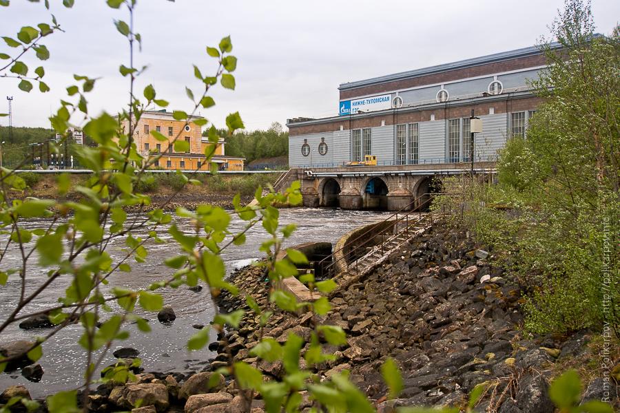0 ccb19 98068aff orig Нижне Туломская ГЭС, большой фоторепортаж