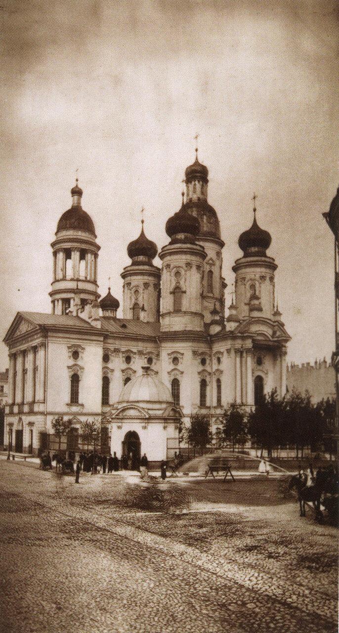 Владимирская церковь. 1880-е