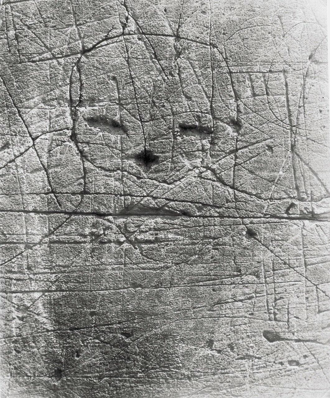 1930. Граффити. Серия VIII Магия. Призрак (Рю Персиваль)