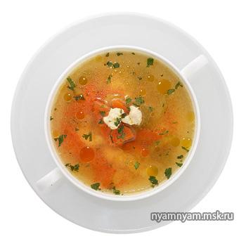 Вегетарианский суп, рецепт вегетарианского супа