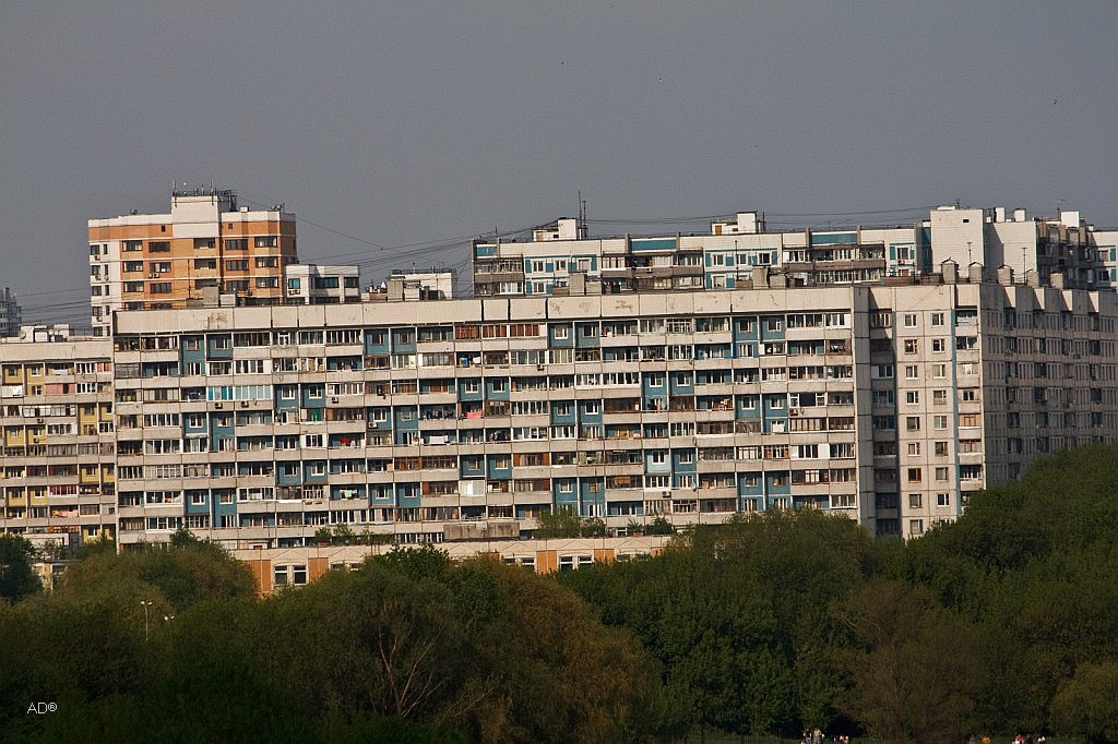 Район Нагатинский затон (ЮАО)