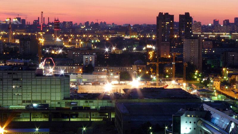 Mercury-city tower