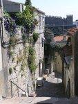 Узкие улочки-лесенки Порту