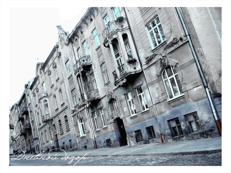 Здание дневного дозора во Львове