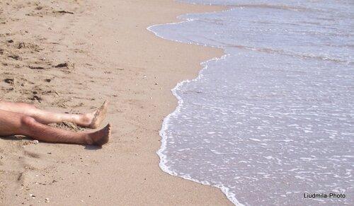 Господи, есть хоть одно свободное место на море?