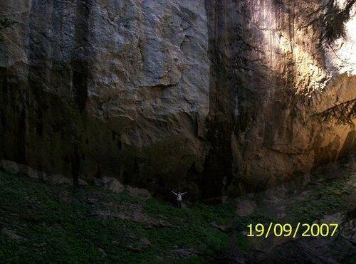 капустинский водопад в псебае 40 кб