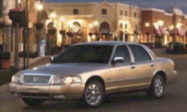 Mercury Grand Marquis 206