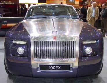 Rolls-Royce? Это просто!