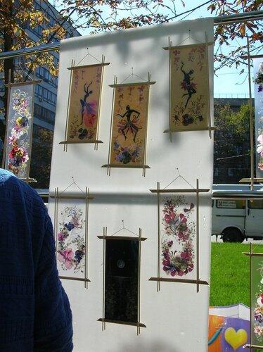 Набережная - Восхитительные композиции из засушенных цветов запаянные в прозрачном полотне-4