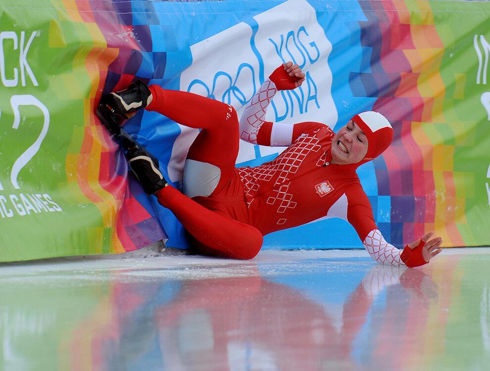 Innsbruck Youth Olympics Speed Skating