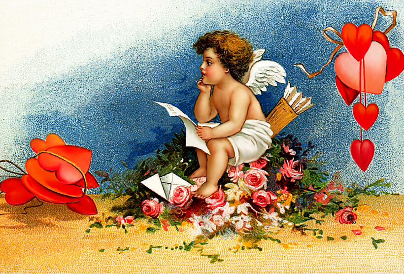 Картинки, открытки а св. валентину
