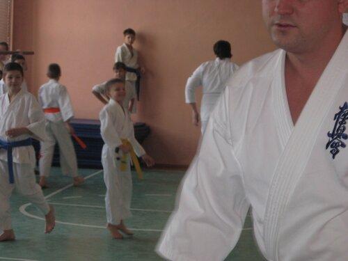 Зимняя Школа Каратэ 2012