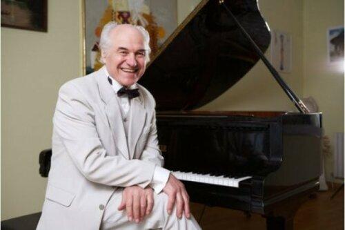 Евгений Дога провёл концерт в Академии Наук Молдовы