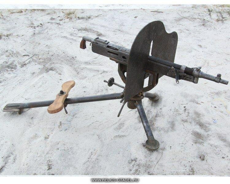 m1895 colt browning machine gun