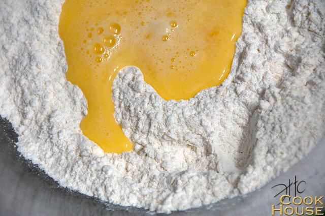 Домашняя паста с соусом болоньезе