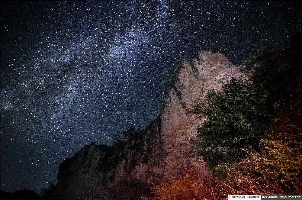 Звезды над Баклой