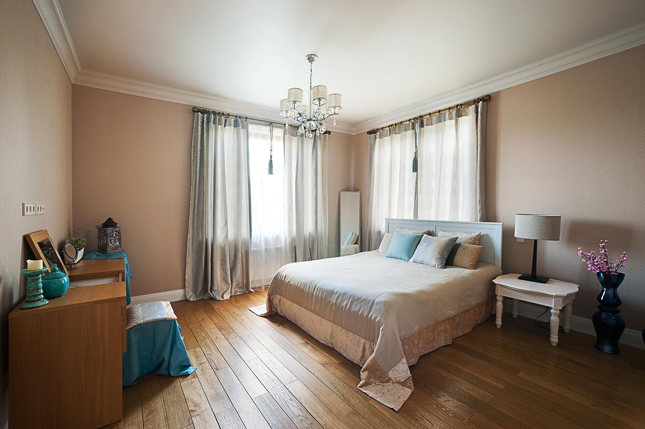спальные комнаты. фотограф. Москва.