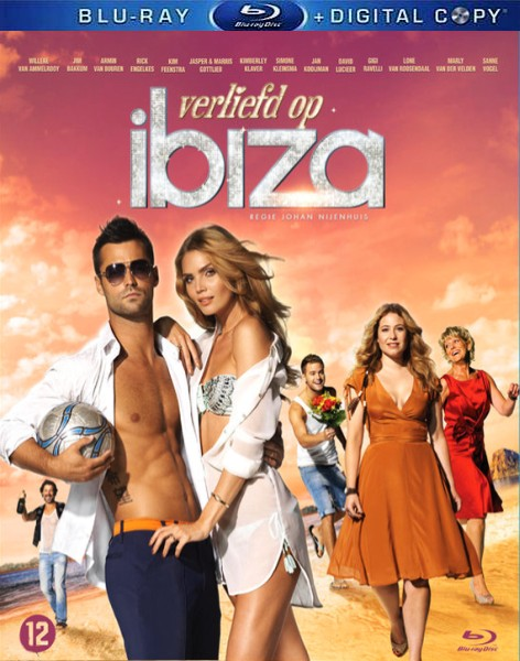 Любовь и секс на Ибице / Verliefd op Ibiza (2013) BDRip 1080p / 720p + HDRip
