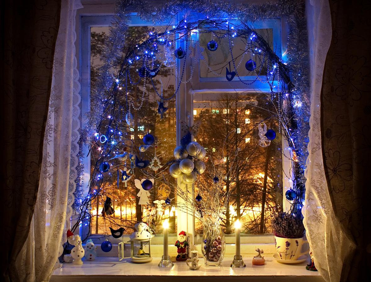 Волшебное окно.