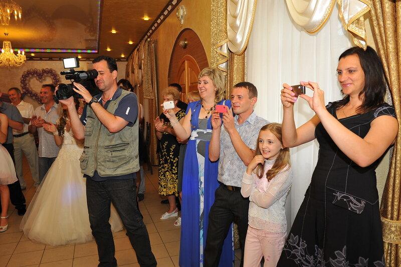 в Харькове свадьба видеосъёмка