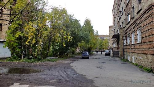 Фото города Инта №5782  Западная сторона Горького 5 09.09.2013_13:04
