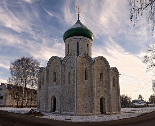 Переславль-Залесский, Спасо-Преображенский собор