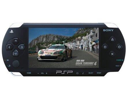 Размеры экрана PSP 2000