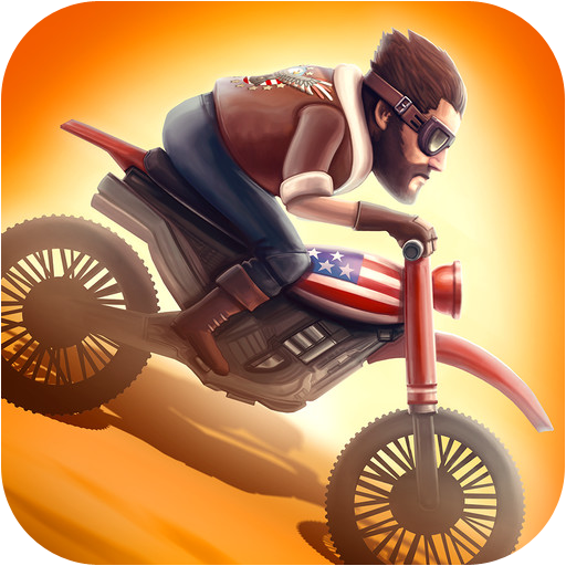 Bike Baron [v3.4, Аркада, Мототриал, iOS 5.0, ENG]