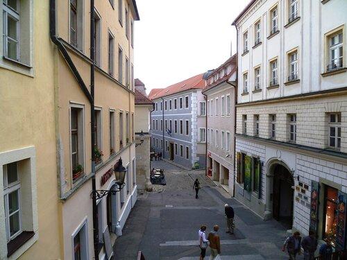 Улицы Братиславы, Словакия (The streets of Bratislava, Slovakia)