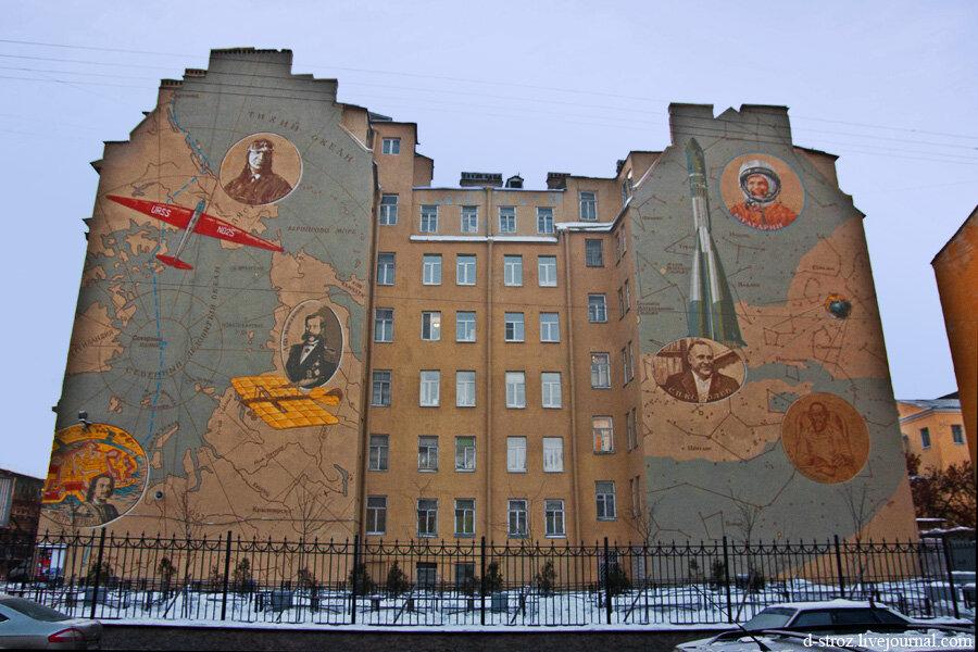 Дом на Чкаловском