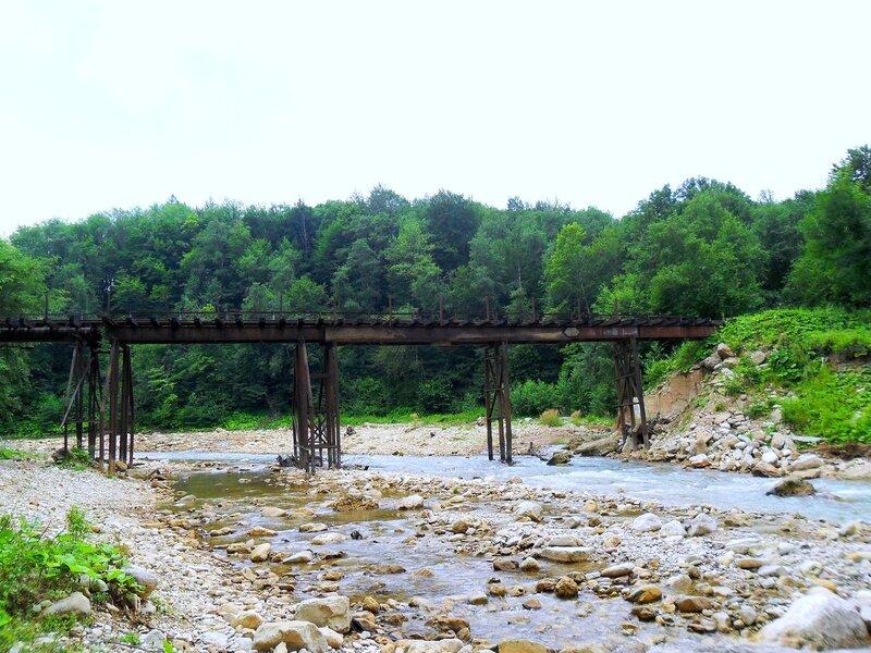 Мост через Курджипс