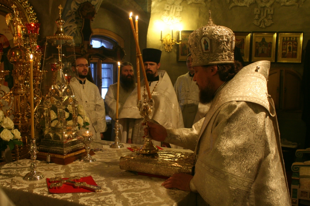 сочельник Рождества Христова. 2014