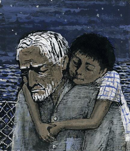 Иллюстрации Насти Орловой