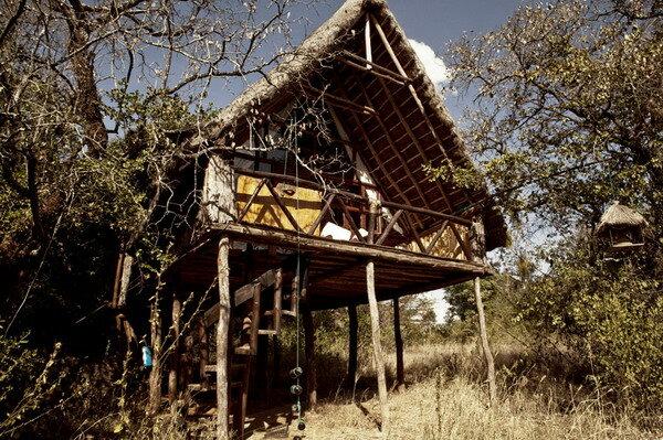 Отель Ngong House. Кения