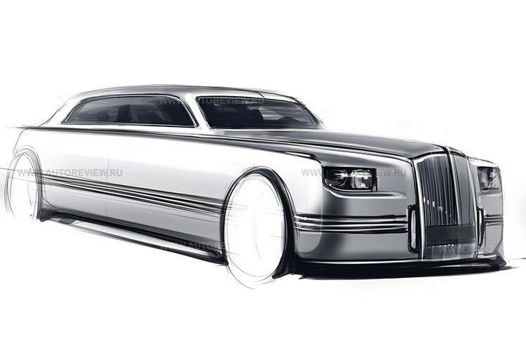 лимузин для Путина
