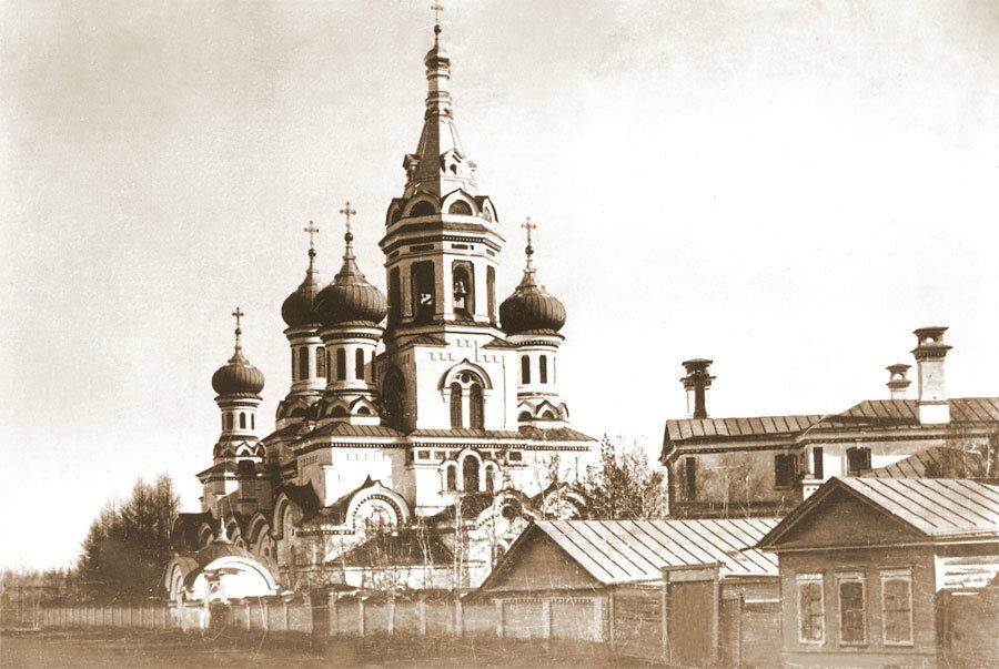 Князе-Владимирская (Литвинцевская) церковь