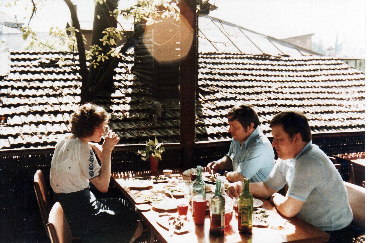 Ресторан на крыше