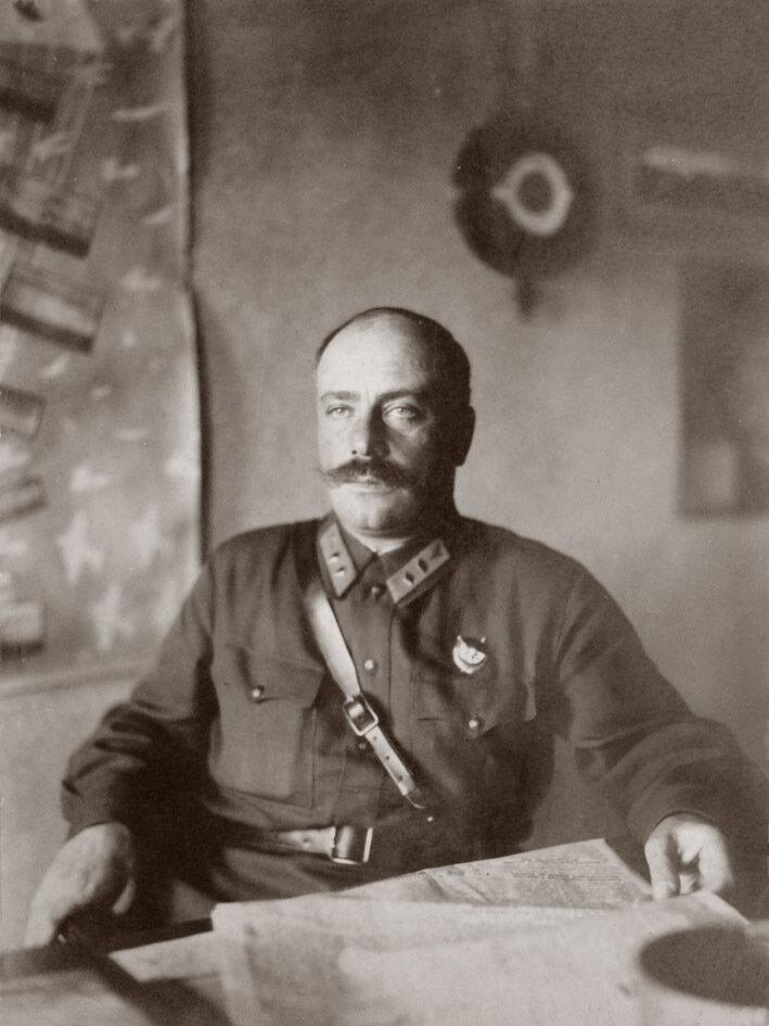 1937.Комдив Тарновский-Терлецкий А.М. Ростов