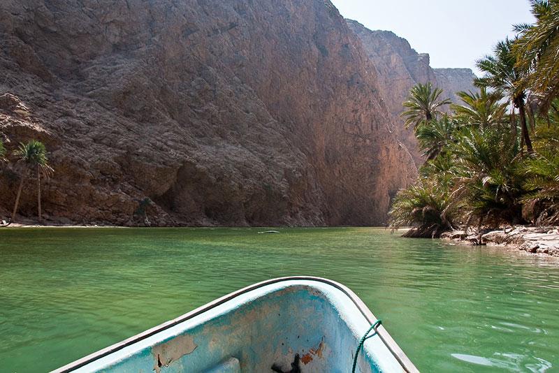 Oman, Wadi ash Shab